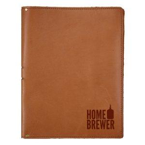 """8.5"""" x 11"""" Portfolio: Home Brewer"""