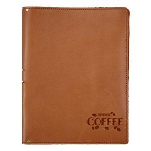 """8.5"""" x 11"""" Portfolio: Mmm...Coffee"""