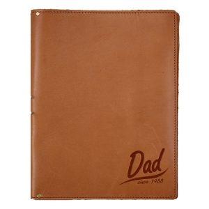 "8.5"" x 11"" Portfolio: Dad Since"