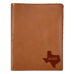 """8.5"""" x 11"""" Portfolio: TX Home"""