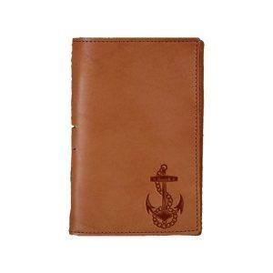 Junior Legal Leather Portfolio: Anchor