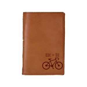 Junior Legal Leather Portfolio: Ride or Die