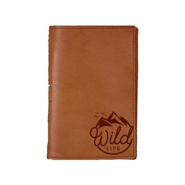 Junior Legal Leather Portfolio: Wild Life