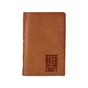 Junior Legal Leather Portfolio: My Beer is Craft