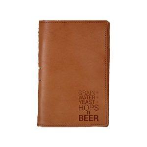 Junior Legal Leather Portfolio: Beer Ingredients