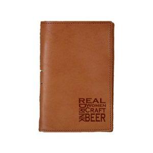 Junior Legal Leather Portfolio: Real Women...Beer