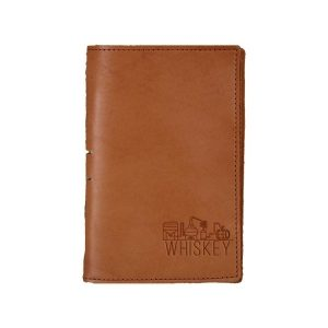 Junior Legal Leather Portfolio: Whiskey