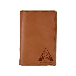Junior Legal Leather Portfolio: Big Adventure