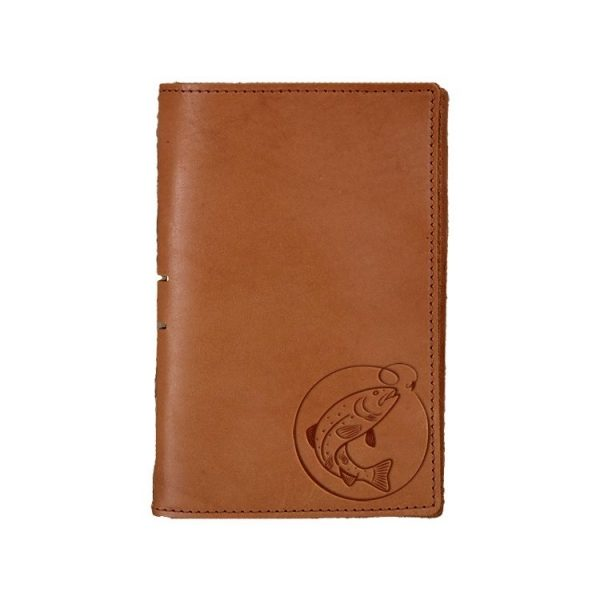 Junior Legal Leather Portfolio: Fish Hook