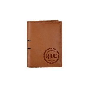 Passport Notepad: Nice People Ride Bikes
