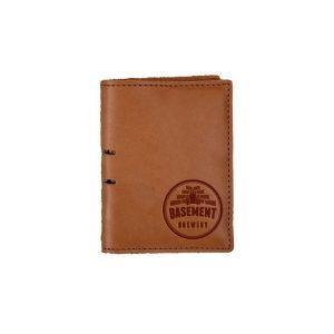 Passport Notepad: Basement Brewery