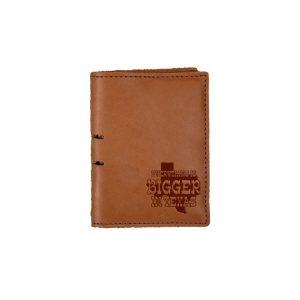 Passport Notepad: Bigger In TX