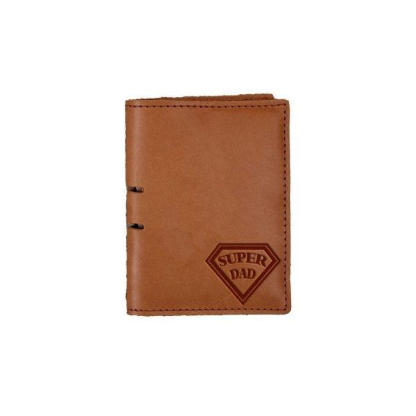Passport Notepad: Super Dad