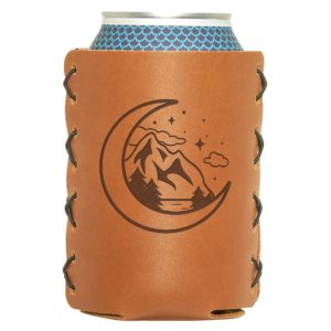 Can Holder: Mountains & Moon