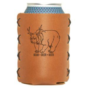 Can Holder: Beer Bear