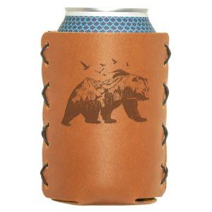 Can Holder: Mountain Bear