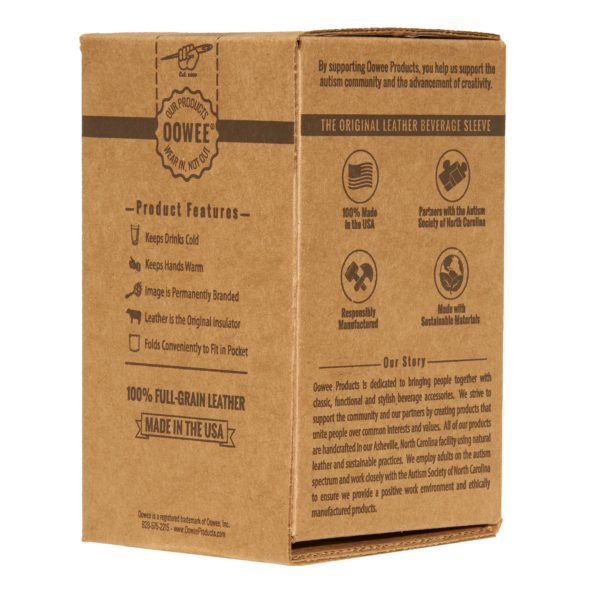 Pint Holder: WNC Heart; Box Set