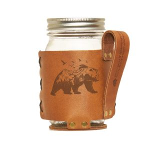 Regular Mason Sleeve: Mountain Bear