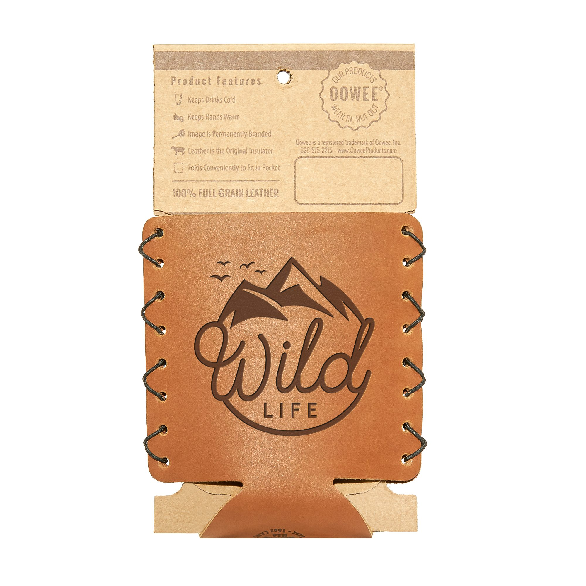 Can Holder: Wild Life