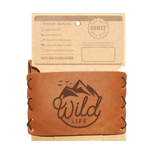 Wide Mason Sleeve: Wild Life