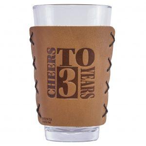 Pint Holder: Cheers to 3 Years