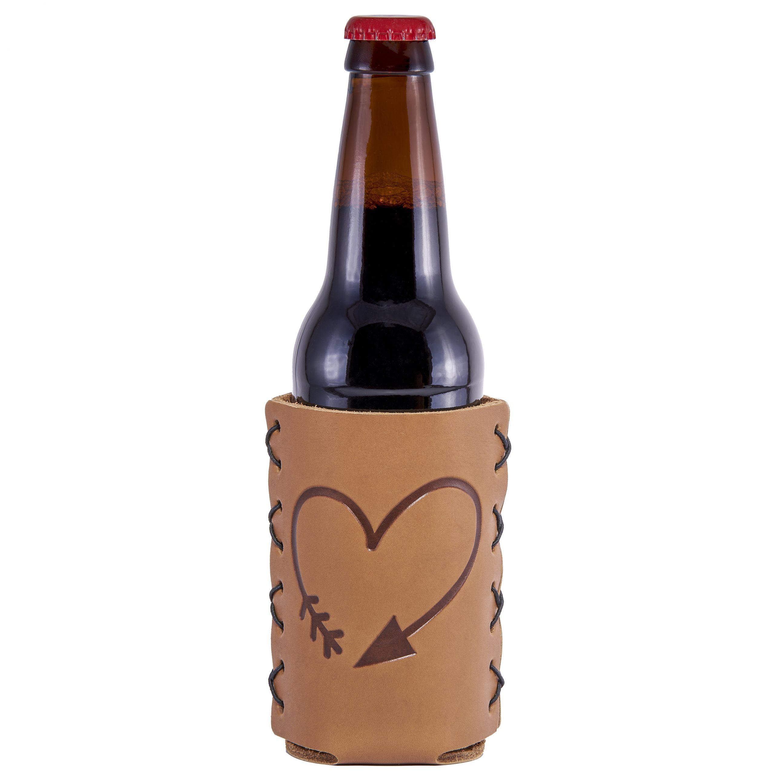 Bottle Holder: Valentine's Day Heart