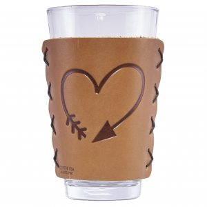 Pint Holder: Valentine's Day Heart