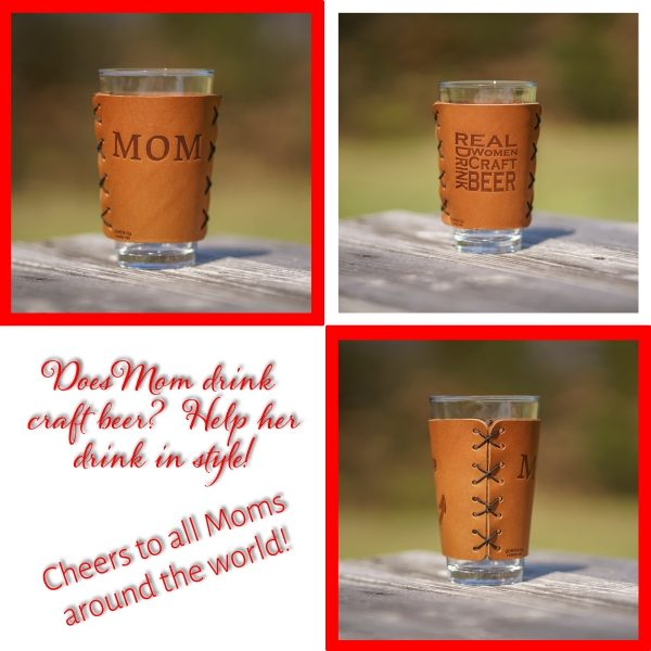 Pint Holder: Craft Beer Mom/Mothers Day